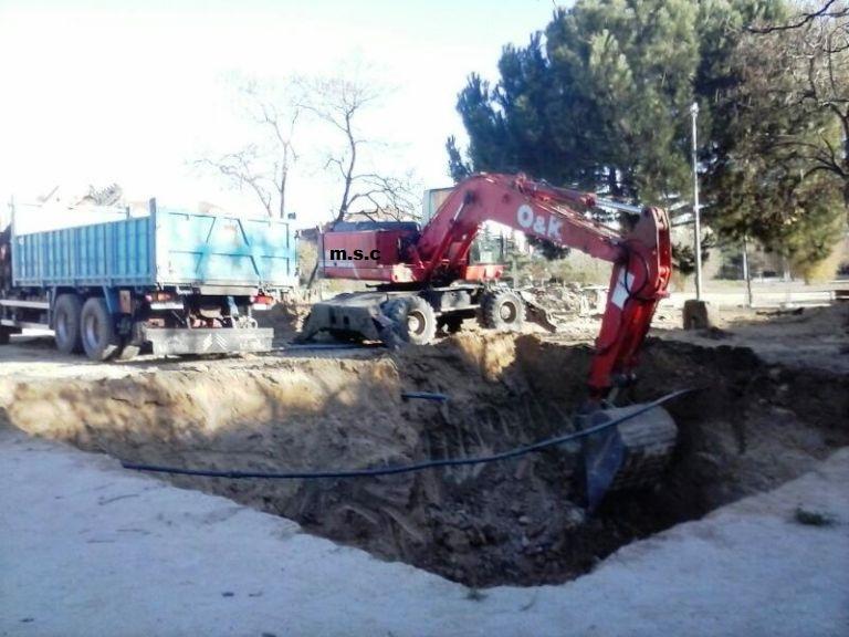 Excavaciones en tierras terrenos viviendas piscinas - Piscina ajalvir ...